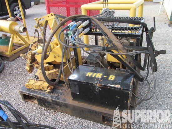 SCORPIAN 800 Hyd Breakout Machine w/OHV 4200CC Gas