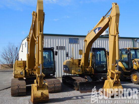 CAT 312CL Excavator, S/N-CAT0312CACBA00143, p/b CA