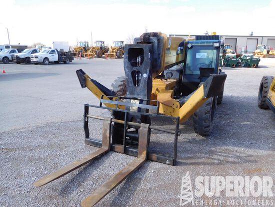 2013 CAT TL1055C 10,000# Telehandler Forklift, S/N