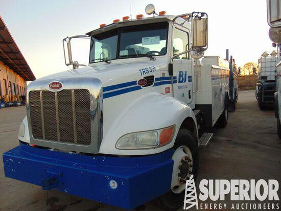 (x) 2012 PETERBILT PB337 S/A Mechanic's Truck, VIN