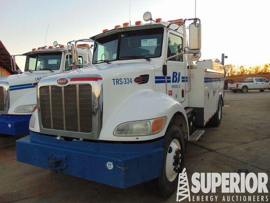 (x) 2011 PETERBILT PB337 S/A Mechanic's Truck, VIN