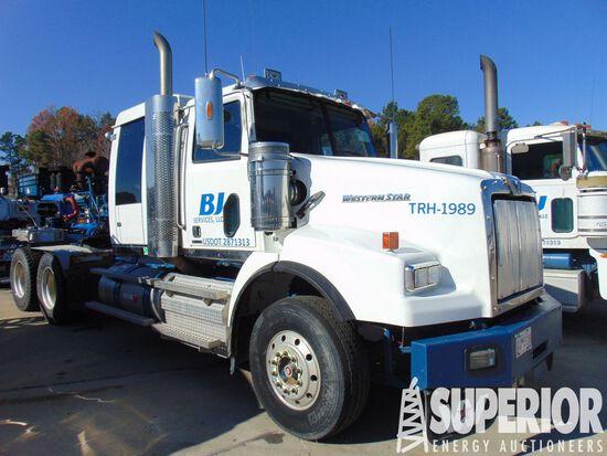 (x) 2012 WESTERN STAR TT/CT T/A Truck Tractor w/ D