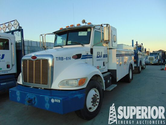 (x) 2013 PETERBILT PB337 S/A Mechanic's Truck, VIN