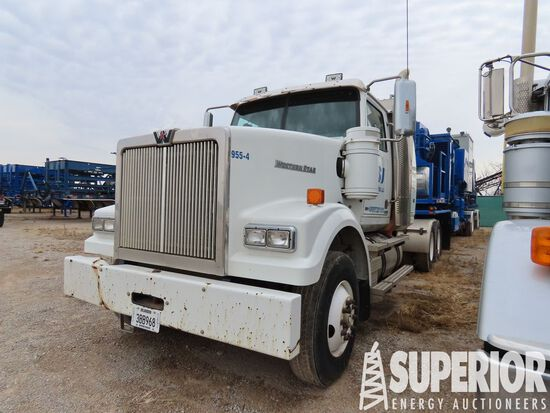(x) (3-2) 2014 WESTERN STAR 4900 T/A Truck Tractor