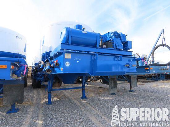 (x) (2-11A) 2011 BJ/WADSWORTH 660 T/A Cement Bulk