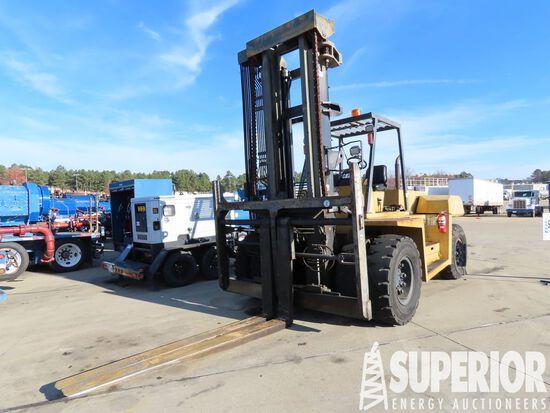 2001 CAT DP-150 33,000# Capacity Forklift, S/N-6DP