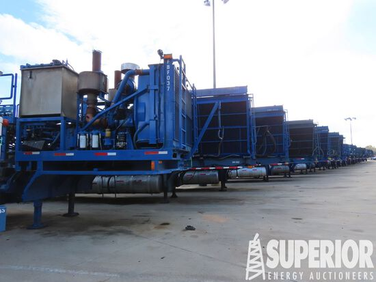 Complete 55,000HP  Frac Spread 1 w/ Support Equipm
