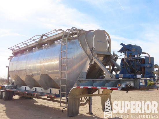 (x) 2018 HEIL  1600-CF 4-Compartment T/A Alum Dry-