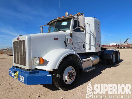 """(x) 2015 PETERBILT 365  T/A Truck Tractor w/36"""" Sl"""