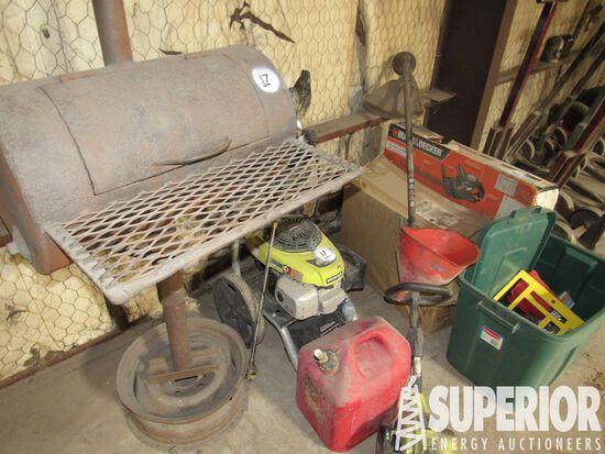 RYOBI 3000# Pressure Washer p/b HONDA Gas Eng, RYO