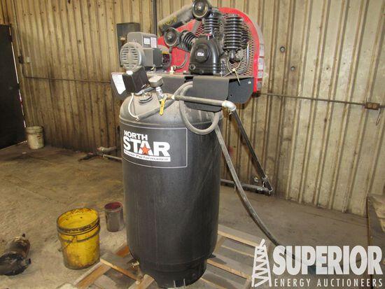 NORTH STAR 14.9 CFM @ 90 PSI Shop Air Compressor p