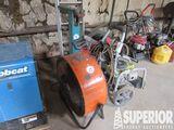 RYOBI 3100# Pressure Washer p/b HONDA Gas Eng, TOL