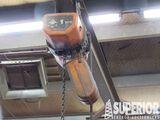 JET 1-Ton Elec Chain Hoist