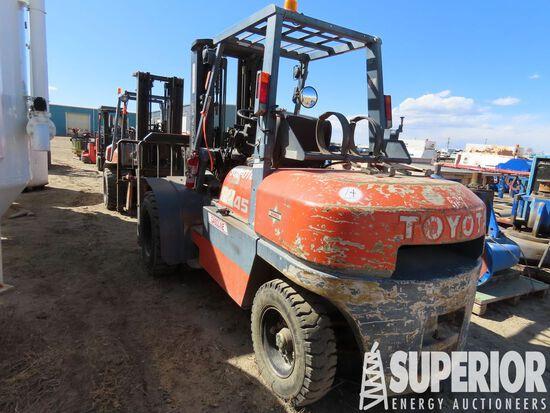 1998 TOYOTA 52-6FG45 7700# Forklift, S/N-10271, p/
