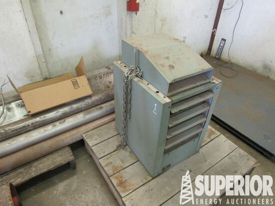 EMPIRE UH-1050-FSP Gas/Elec Shop Ceiling Mount Hea