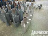 (4) 3-Blade In-Line Stabilizers w/Carbide Cutters,