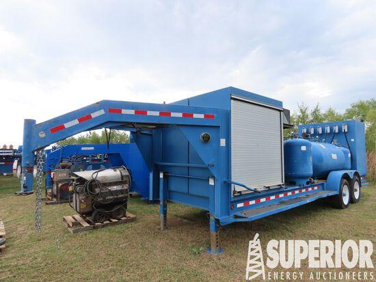 (x) 2011 SAGE OIL VAC INC T/A Gooseneck Lube Servi