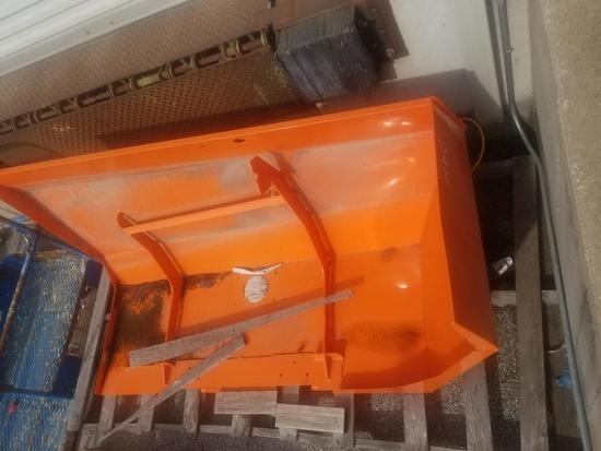 Various JLG Hoods for Older 60' and 80' Manlifts