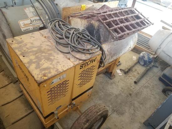 Stop Electric Mortar Mixer