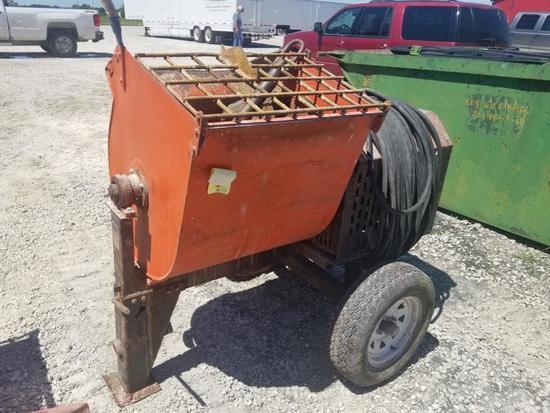 MBW Electric Mortar Mixer