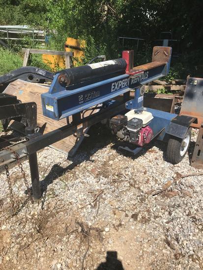 22 Ton Log splitter