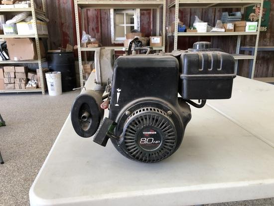 8 HP Tecumseh Motor