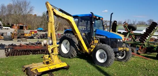 Large Farm Equipment Consignment Auction