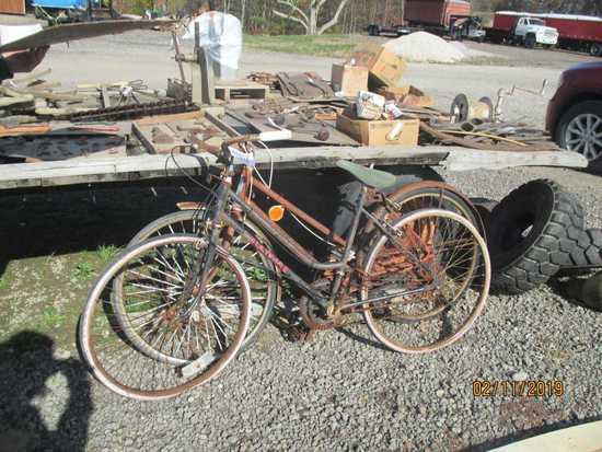 Murry and Huffy Bike