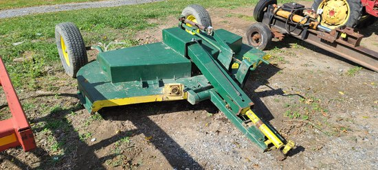 7' Pull Type Rotary Mower