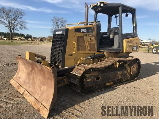 2014 Caterpillar D3K2 XL Crawler Tractor [YARD 1]