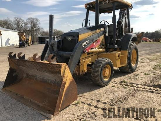 2012 Deere 310K 4x4 Loader Backhoe [YARD 1]