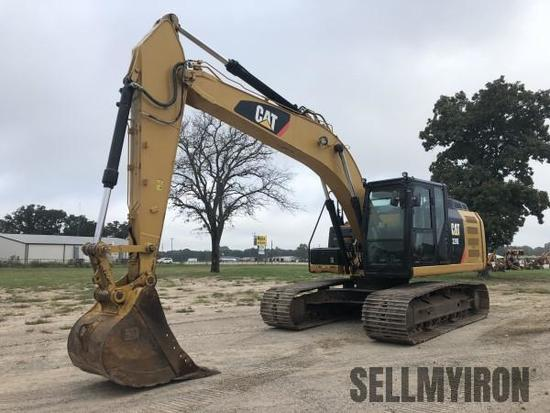 2013 Caterpillar 320EL Hydraulic Excavator [YARD 1]