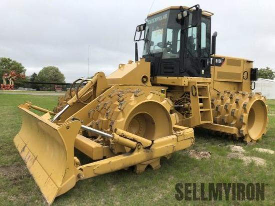 2012 Caterpillar 815F2 Compactor [YARD 1]