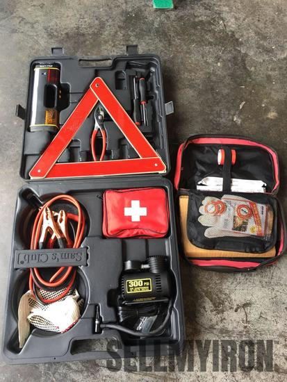 (2) Emergency Kits