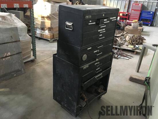 US General 3-Drawer Roller Cabinet Chest