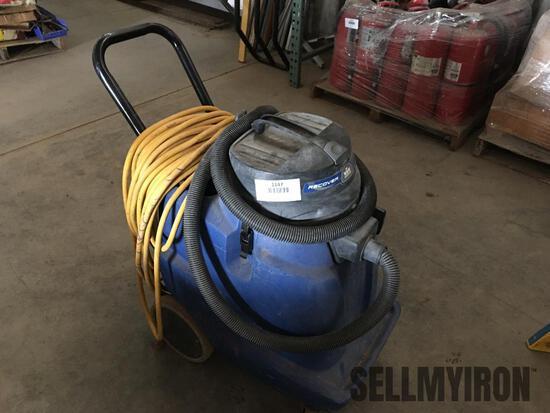 Recover Large Vacuum
