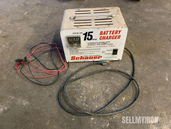 Schauer 15AMP Battery Charger