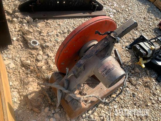 Makita 2414 355mm Portable Cut-off Saw [YARD 2]