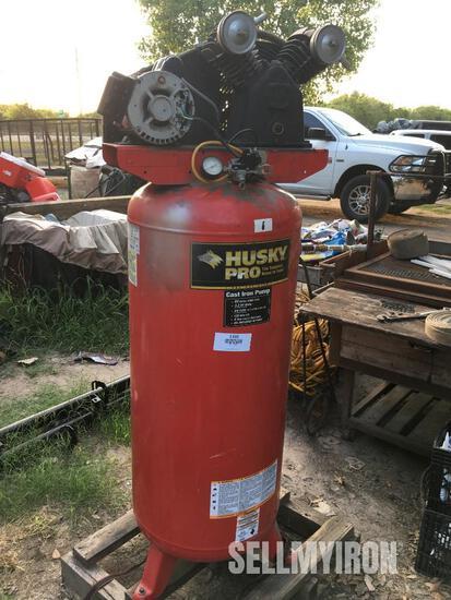 Husky Pro 60 Gal Air Compressor [Yard 4]