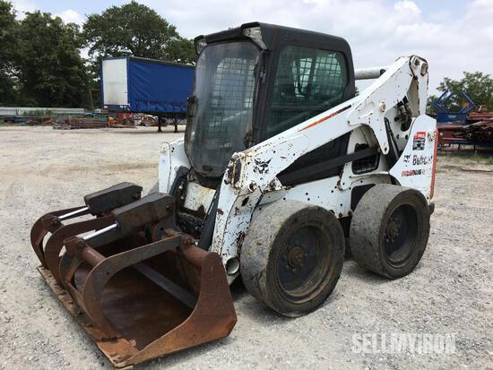 2012 Bobcat S650 Skid Steer Loader [YARD 1]