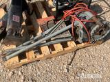 Ridgid 300-T2 Threading Machine [YARD 2]