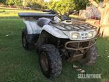 Kawasaki Prairie 360 4x4 4 Wheeler [YARD 4]