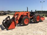Kubota 9540 4x4 Tractor [YARD 1]