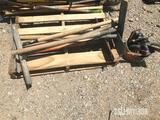 Qty of Concrete Hand Tools [YARD 2]