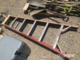Werner 6ft Fiberglass Step Ladder [YARD 2]