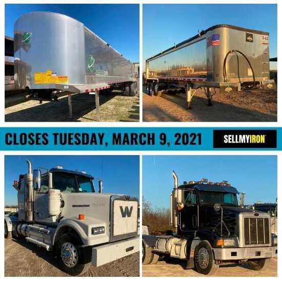 Truck & Trailer Auction
