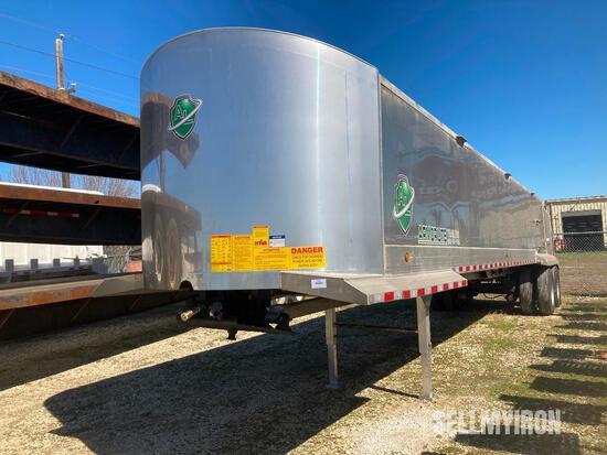 2019 Armor Lite 37ft T/A Aluminum End Dump Trailer