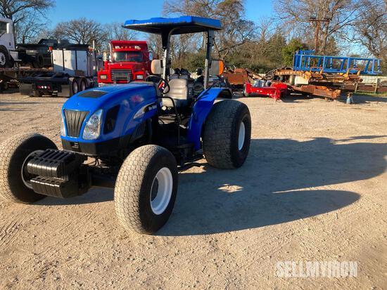 New Holland TN75SA 4WD Tractor