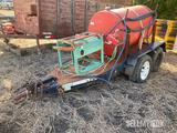 T/A Tank Trailer, Parts Only [YARD 1]