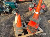 Qty of Safety Cones [YARD 1]